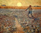 Vincent van Gogh - The Sower (1888)